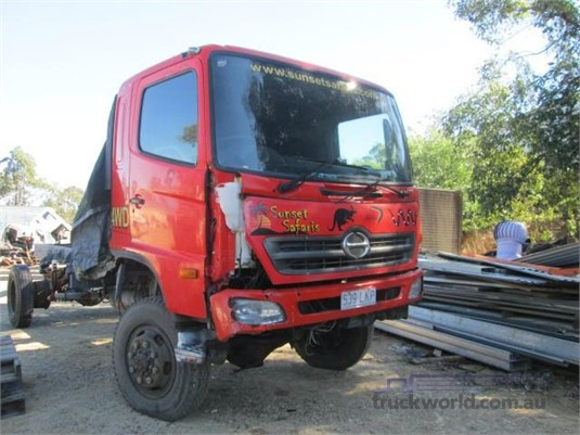 2008 Hino 500 Series 1322 GT - Trucks for Sale