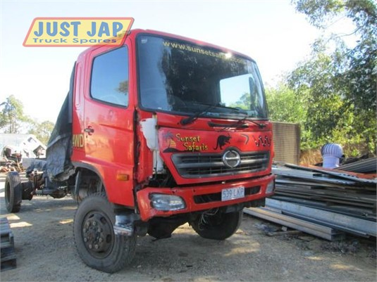 2008 Hino 500 Series 1322 GT 4x4 Just Jap Truck Spares - Trucks for Sale