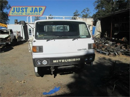 1986 Mitsubishi Canter FE211 Just Jap Truck Spares - Wrecking for Sale