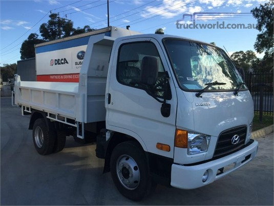 2014 Hyundai HD65 Trucks for Sale