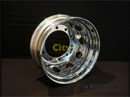 0 Rims 10/335 8.25x22.5 Chrome Steel Rims - Parts & Accessories for Sale