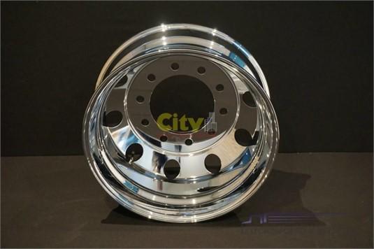Rims 10/285 8.25x22.5 Mirror Finish Chrome Alloy Rim - Truckworld.com.au - Parts & Accessories for Sale