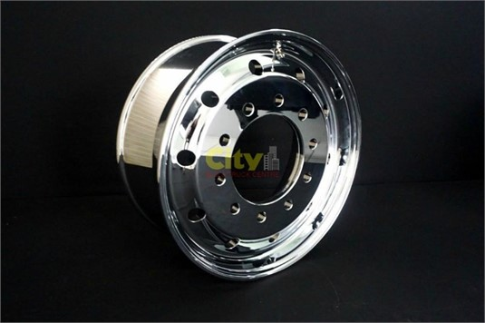 0 Alloy Rims Offset Chrome Mirror Finish Alloy Rims - Parts & Accessories for Sale