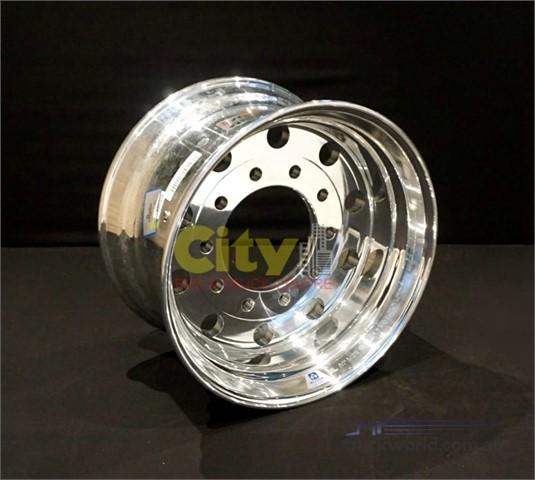 Alloy Rims 12.25x22.5 Super Single Zero Offset Alloy Rim - Parts & Accessories for Sale