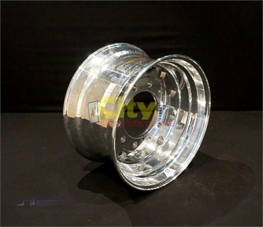0 Alloy Rims 12.25x22.5 Super Single Zero Offset Alloy Rim - Truckworld.com.au - Parts & Accessories for Sale