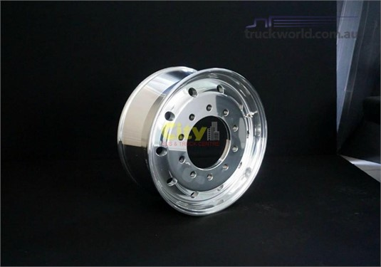 Alloy Rims 10/285 9.00x22.5 Offset Polished Alloy Rim - Parts & Accessories for Sale