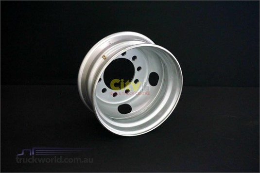 0 Steel Rims 8/275 7.5x19.5 - Parts & Accessories for Sale