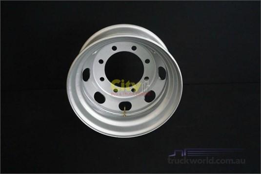 Steel Rims 8/275 7.5x19.5 - Truckworld.com.au - Parts & Accessories for Sale