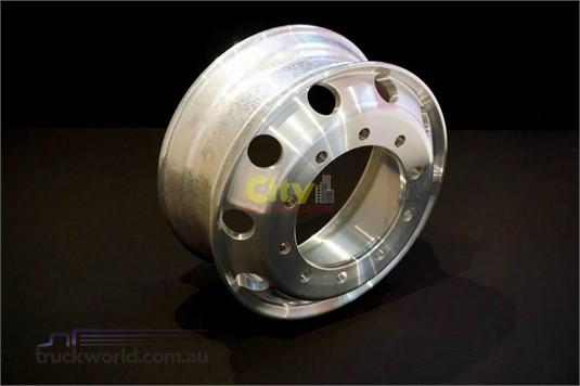0 Alloy Rims 10/335 8.25x22.5 Machined Alloy Rim - Truckworld.com.au - Parts & Accessories for Sale