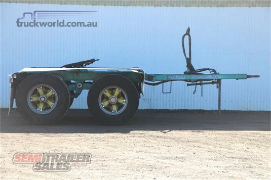 2010 Price Transport Equipment Dolly Trailers for Sale