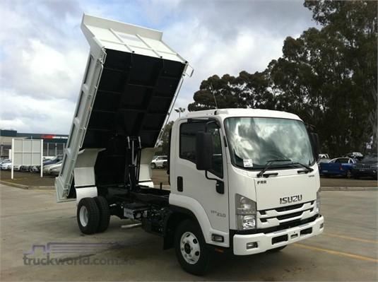 2018 Isuzu FRR 107 210 SWB Tipper Poyser Trucks  - Trucks for Sale