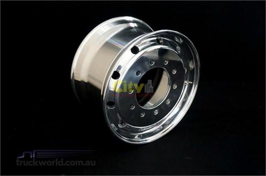Alloy Rims 10/285 11.75x22.5 Super Single Steer Alloy Rim - Parts & Accessories for Sale