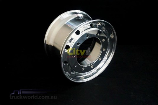 0 Alloy Rims 10/335 11.75x22.5 Super Single Steer Alloy Rim Parts & Accessories for Sale