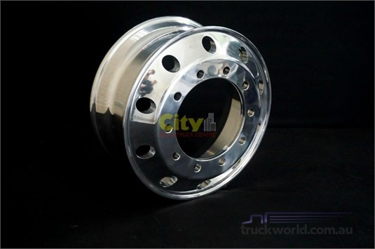 Alloy Rims 10/335 8.25x22.5 Polished Steer Alloy Rim - Parts & Accessories for Sale