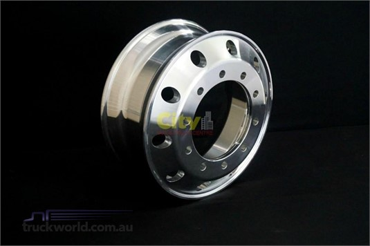 Alloy Rims 10/335 8.25x22.5 Machined Alloy Rim - Parts & Accessories for Sale