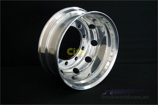 0 Alloy Rims 10/335 8.25x22.5 Polished Drive Retrofit Alloy Rim - Parts & Accessories for Sale
