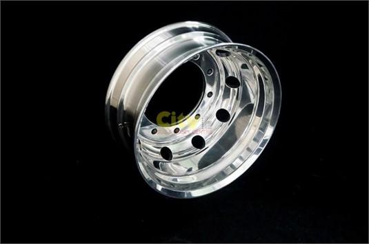0 Alloy Rims 10/335 8.25x22.5 Polished Drive Alloy Rim - Parts & Accessories for Sale