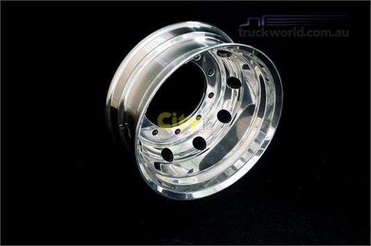 Alloy Rims 10/335 8.25x22.5 Polished Drive Alloy Rim - Parts & Accessories for Sale