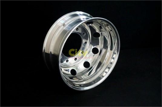 0 Alloy Rims 10/285 8.25x22.5 Polished Drive Alloy Rim - Parts & Accessories for Sale