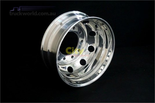 Alloy Rims 10/285 8.25x22.5 Polished Drive Alloy Rim - Parts & Accessories for Sale