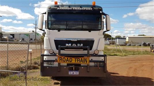 2013 MAN TGX 26.540 - Trucks for Sale