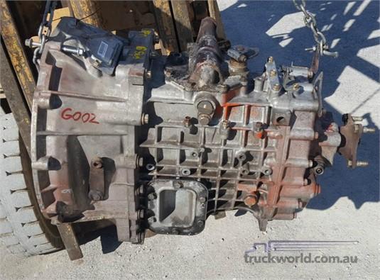 0 Mitsubishi Transmission M060S6 - Truckworld.com.au - Parts & Accessories for Sale