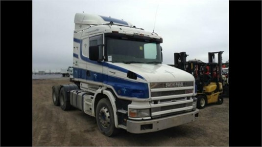 2000 Scania T144G - Wrecking for Sale