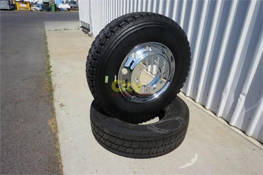 0 Alloy Rims Mirror Chrome Alloy 11R Cut Chip Resistant Tyre - Parts & Accessories for Sale