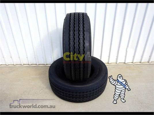 Michelin 385/65R22.5 XFE Super Single Steer - Parts & Accessories for Sale