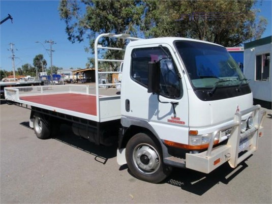 2004 Mitsubishi Canter 4.0 Trucks for Sale
