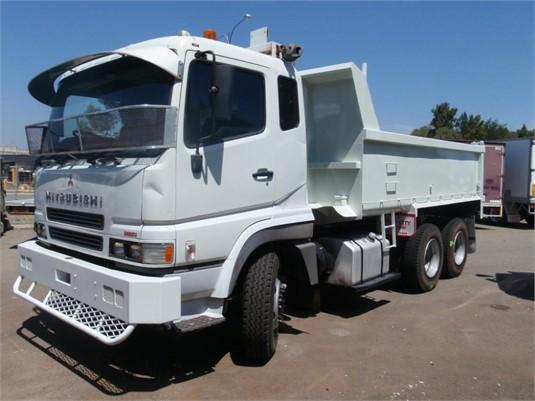 2004 Mitsubishi Fuso FV51 - Trucks for Sale