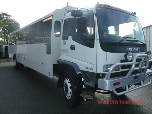2006 Isuzu FVD 950 49 Seat Coach South City Truck Sales - Buses for Sale