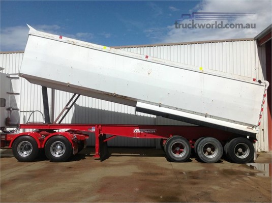 2012 Freightmaster Chassis Tipper - Trailers for Sale
