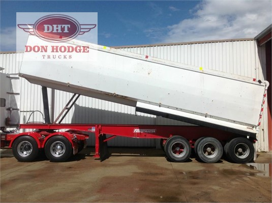 2012 Freightmaster Chassis Tipper Don Hodge Trucks - Trailers for Sale