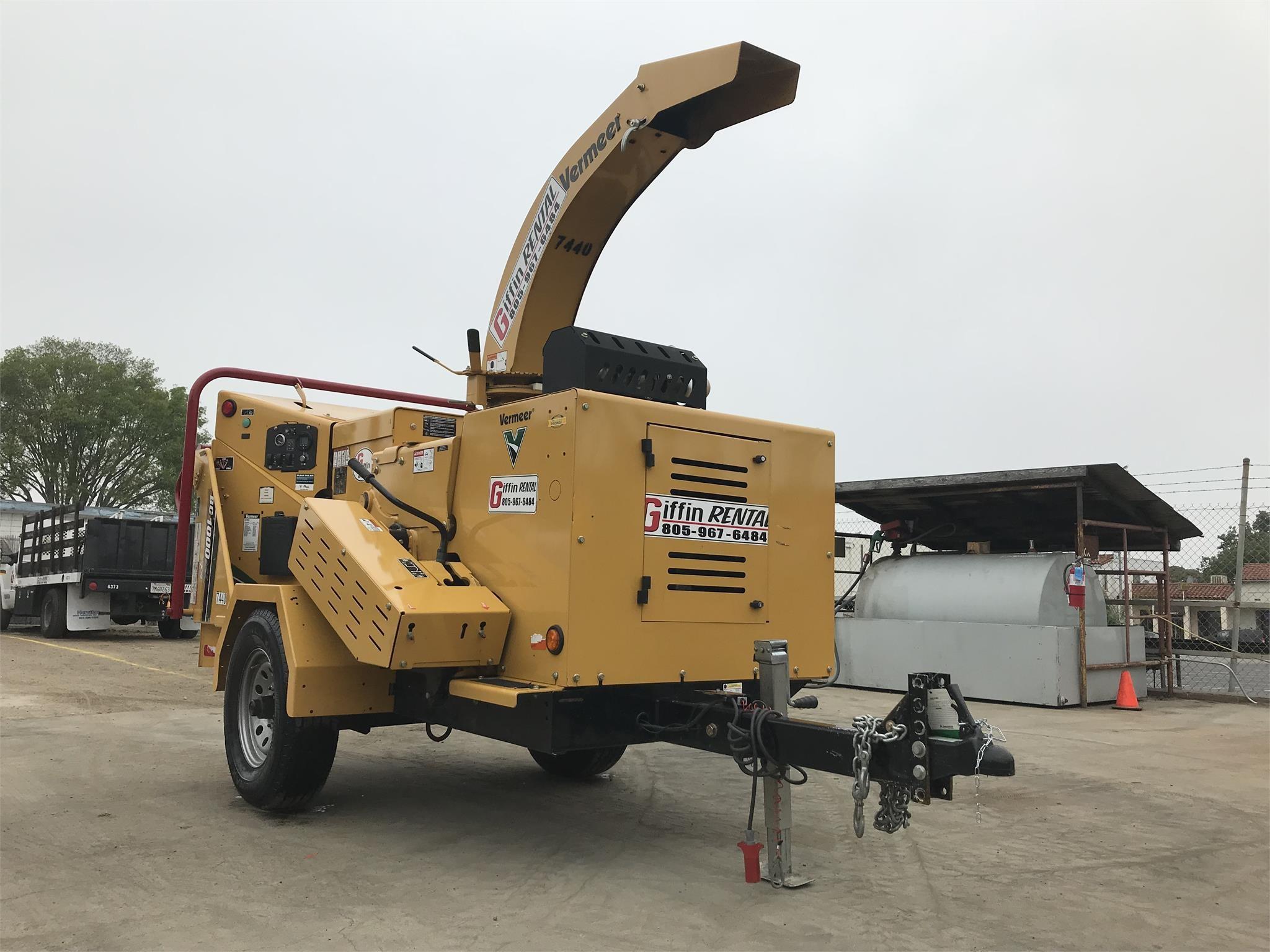 2018 VERMEER BC1000XL For Sale in Goleta, California