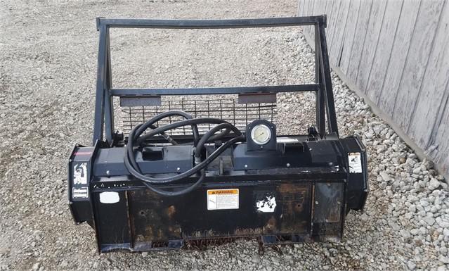 FECON BH74XT Brush Mulcher/Shredder For Sale In West Chicago, Illinois