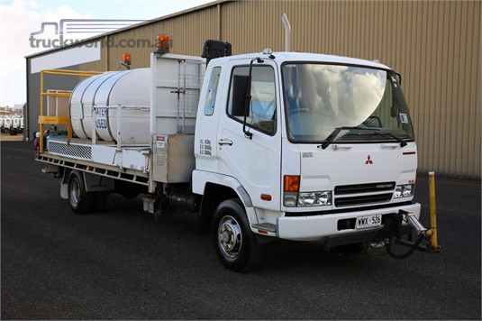 a70f7bcfd0 2003 Mitsubishi Fighter FK6.0 Water Truck truck for sale North East ...