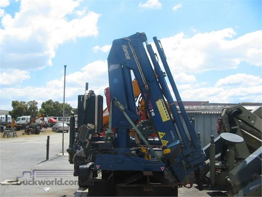 2008 Amco Veba ZX170T45 Raytone Trucks - Cranes & Tailgates for Sale