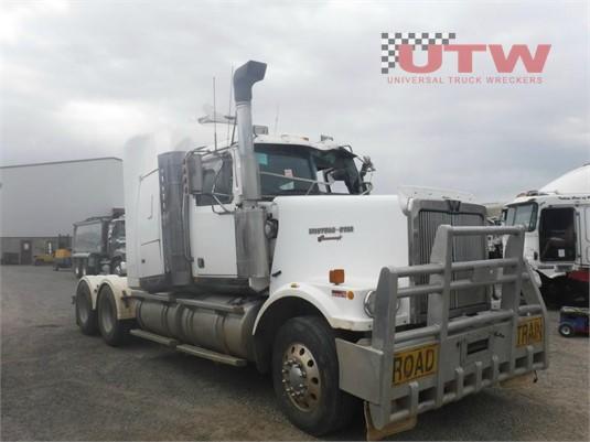 2003 Western Star 4900FX Constellation Universal Truck Wreckers - Wrecking for Sale