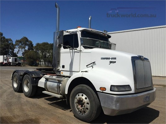 1997 Western Star 3800E Trucks for Sale