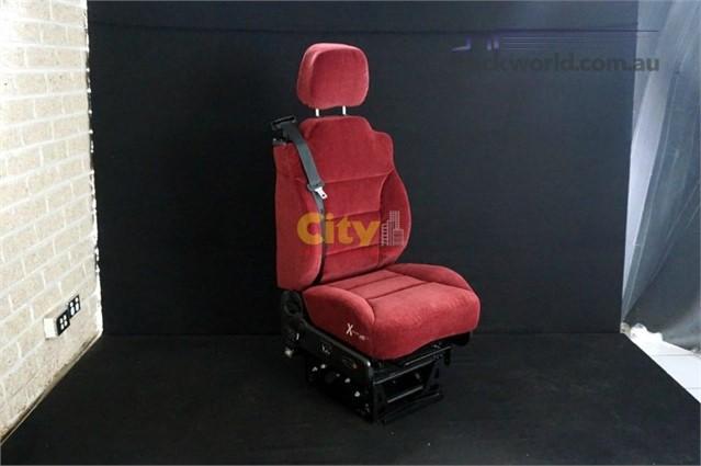 Kenworth X-Treme HD Driver Air Seat Air Suspension Seats