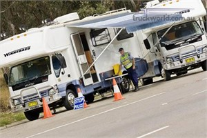 NSW Police keep road users safe with Isuzu NPR 400s