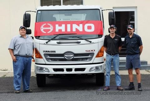 New HINO dealership for LISMORE Truckworld