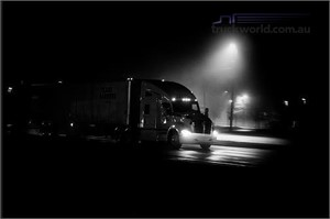 Truck Tip: Hazards and Visibility at night