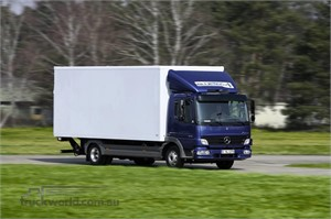 Mercedes-Benz Ensures Local Infrastructure for Bluetec® Truck Engine Technology