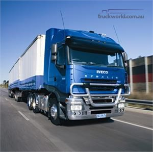 Iveco pushes forward with 26m B-double compliance