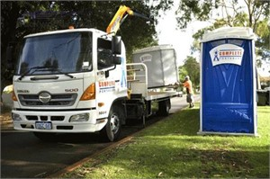 Complete portables stays ahead with HINO