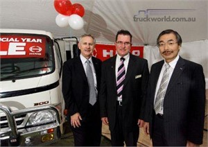 New HINO TAMWORTH branch gears up for AGQUIP