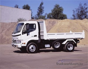 Hino 300 series - greater value, more efficient