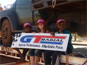 To the middle and back – GT Radial performs in the desert